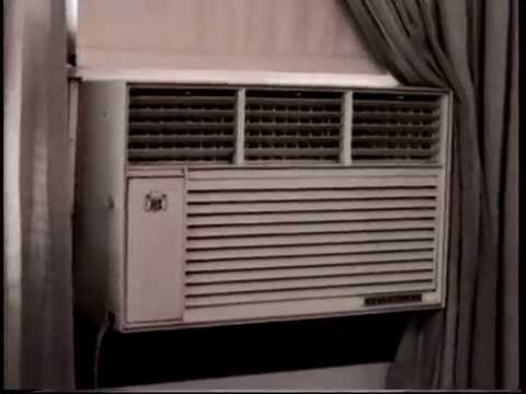A C Compressor Wiring Diagram 1967 Friedrich Room Air Conditioner Youtube