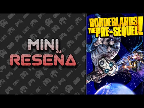 Mini Reseña Borderlands: The Pre-Sequel! | 3 Gordos Bastardos