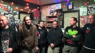 Mentally Murdered interview with the Denver Heavy Metal Society