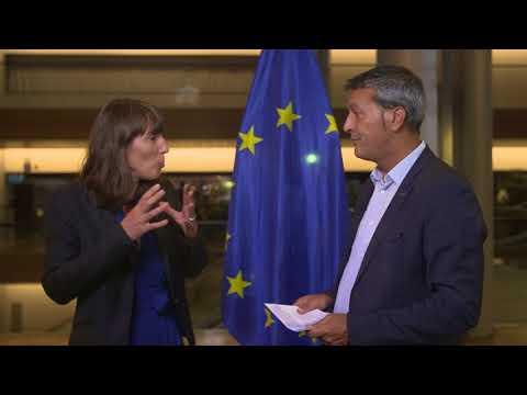#StopViolencesFaitesAuxFemmes - Interview par Edouard Martin