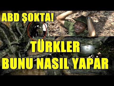 ABD Şokta! Afrinde Türk Ordusunu Vietnam Taktiği Durduramadı