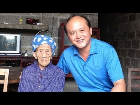 The World's Oldest Woman - Luo Meizhen(1885), Chinese - 127 Year Old