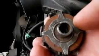 Система запалювання TSZ Mercedes W124 і W201 - робота