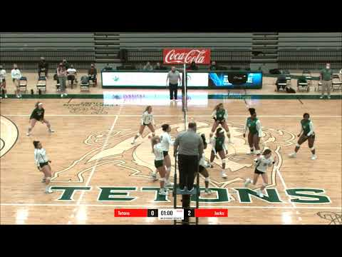Williston State vs Dakota College at Bottineau | Women's Volleyball 2.16.21