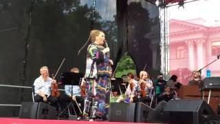 Нино Катамадзе & Insight – Suliko (Усадьба Jazz Санкт-Петербург, 30 июля 2016)