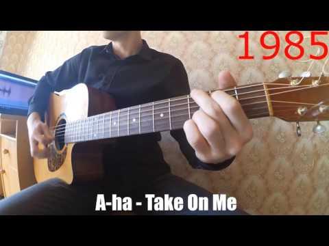 Hits of the 80s guitar Acoustic   John Mi***