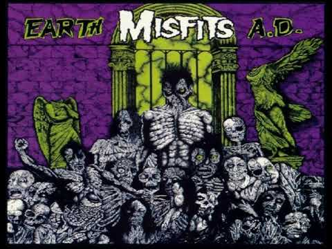 The Misfits - Earth A.D/Wolfs Blood (Full Album) (1983)