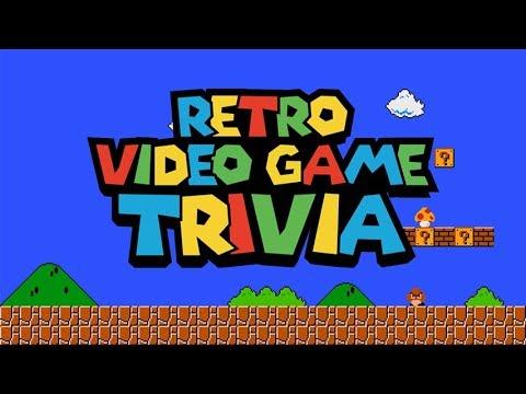 Retro Video Game Trivia!