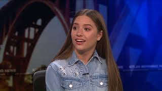 "Dance Moms' Mackenzie Ziegler on her New Book ""Kenzie's Rules for Life"""