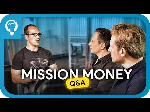 Mission Money Interview über Dirk Müller, Cash-Quote, Clickbait & Cashquote