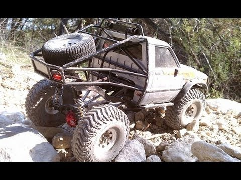 Scale Rock Crawler Truggy Youtube