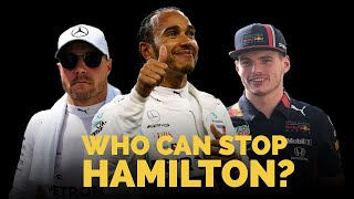 Who Can Stop Hamilton in 2020? | F1 2020 Preview: The Contenders | Crash.net