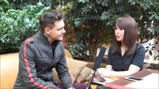 Милош Бикович - интервью на премьере фильма Без границ для kg-portal.ru