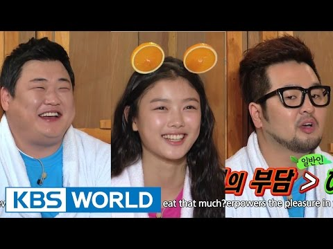 Happy Together - Hong Jinyoung, Kim Junhyeon, Kim Taewoo, & Kim Youjung! (2014.12.25)
