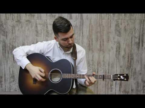 tamlin ( glasgow reel) on tenor guitar gdae