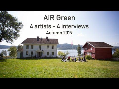 4 artists, 4 interviews!