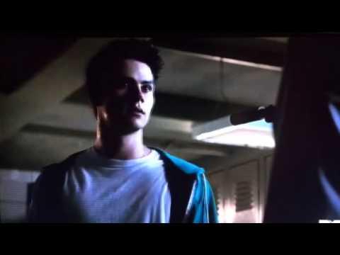 Download Teen Wolf 4x07 - Stiles held at gunpoint