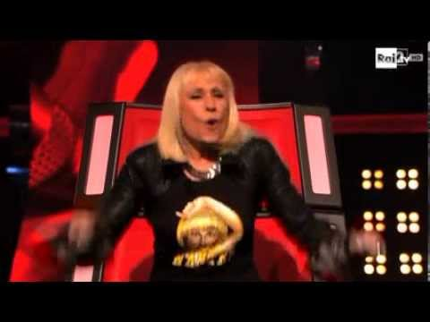 The Voice of Italy 2014 - Simone Di Benedetto (Blind Audition)