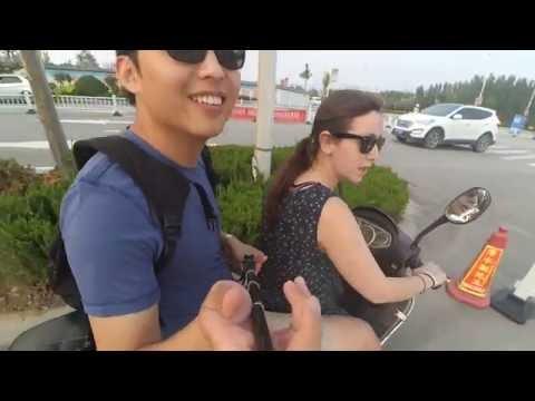 cruising around Hebi