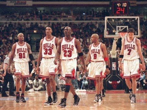 FROCAST:1995-1995 Chicago Bulls vs. 2012-2013 Miami Heat