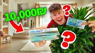 מצא את המטמון - הראשון שמצליח למצוא את הכסף מקבל אותו!!