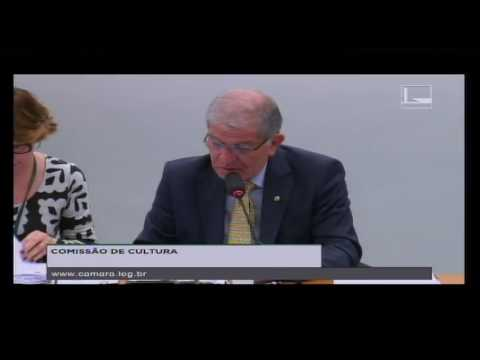 CULTURA - Reunião Deliberativa - 09/08/2016 - 10:05