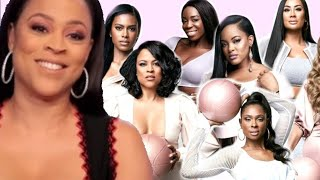 Shaunie O' Neil Allegedly Fired As Executive Producer Of Basketball Wives!