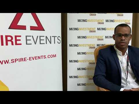 Interview With Ahmed Moctar, CEO, EMN Mining At Mining Investment Oman Conference 2019