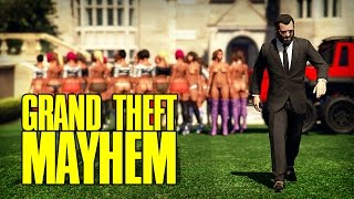 Grand Theft Mayhem - Featuring Dan Bilzerian - GTA V PC Editor - GTA 5 Short Film