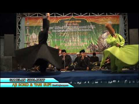 Sholawat Pambuka - Gamelan Sholawat Aji Soko Tari Sufi Dukuh Mundu
