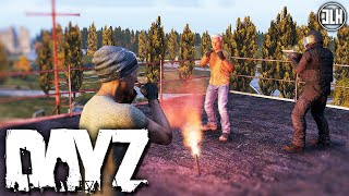 DAYZ 1.01 | Forcing Players to Fight for Survival... (PvP and Encounters)