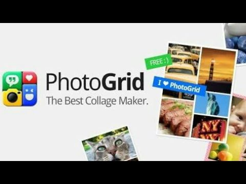 Best Photo College Or Grid Maker App For Android Devices| Review By KP Media Production.