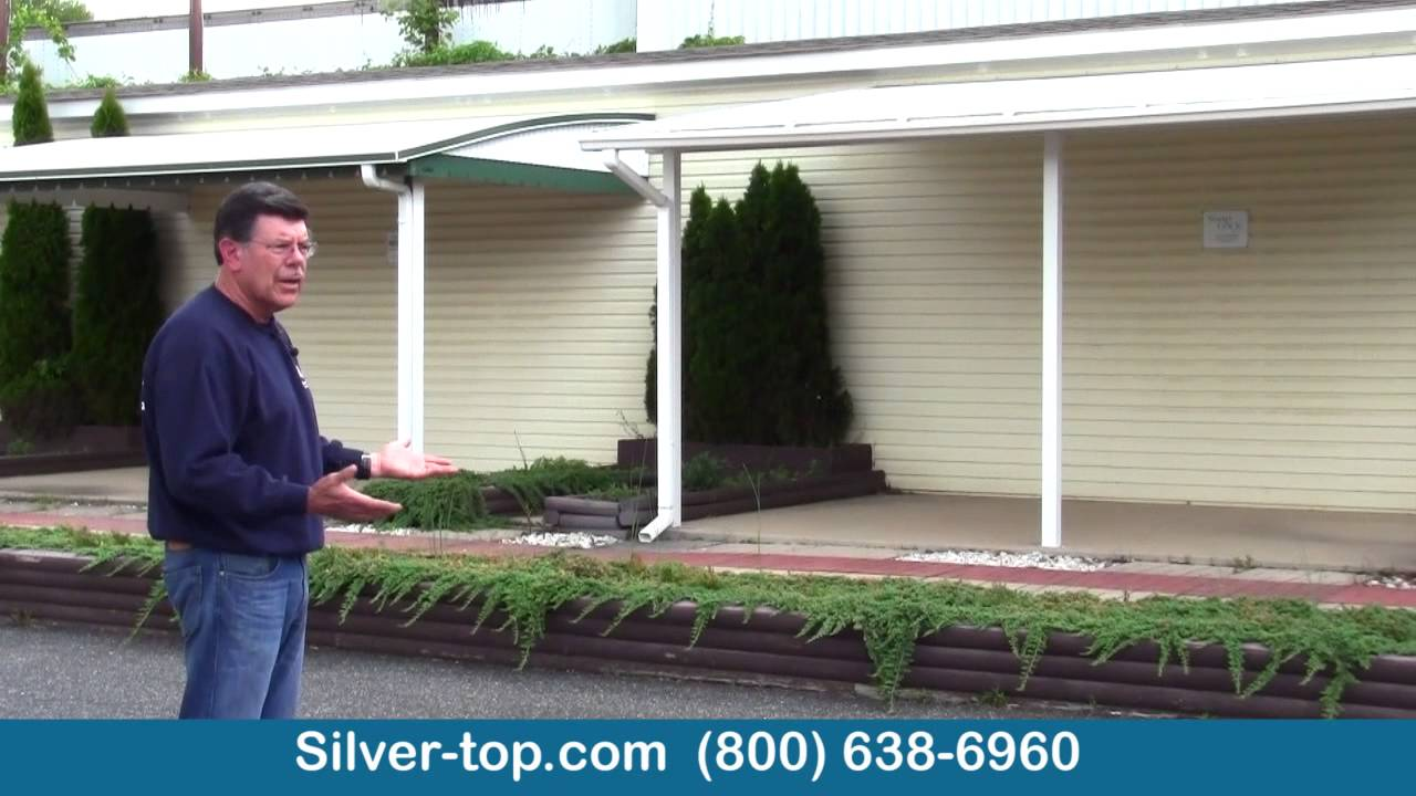 Buzz Discusses Silver Tops Awnings Top