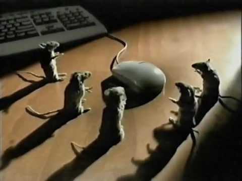 Compaq Presario 4640 Commercial Mice