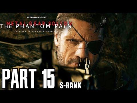 Metal Gear Solid 5 The Phantom Pain Walkthrough Part 15 - Lingua Franca S-Rank, All Objectives