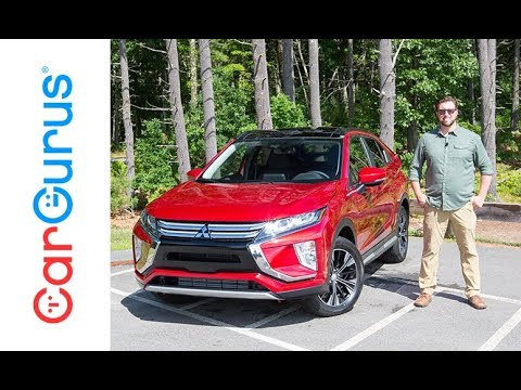 2018 Mitsubishi Eclipse Cross | CarGurus Test Drive Review