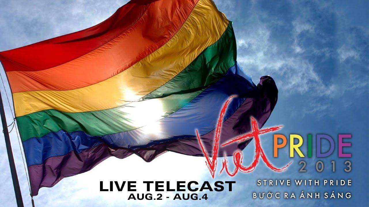 VietPride 2013 - Vietnam's Gay Pride Celebration - YouTube