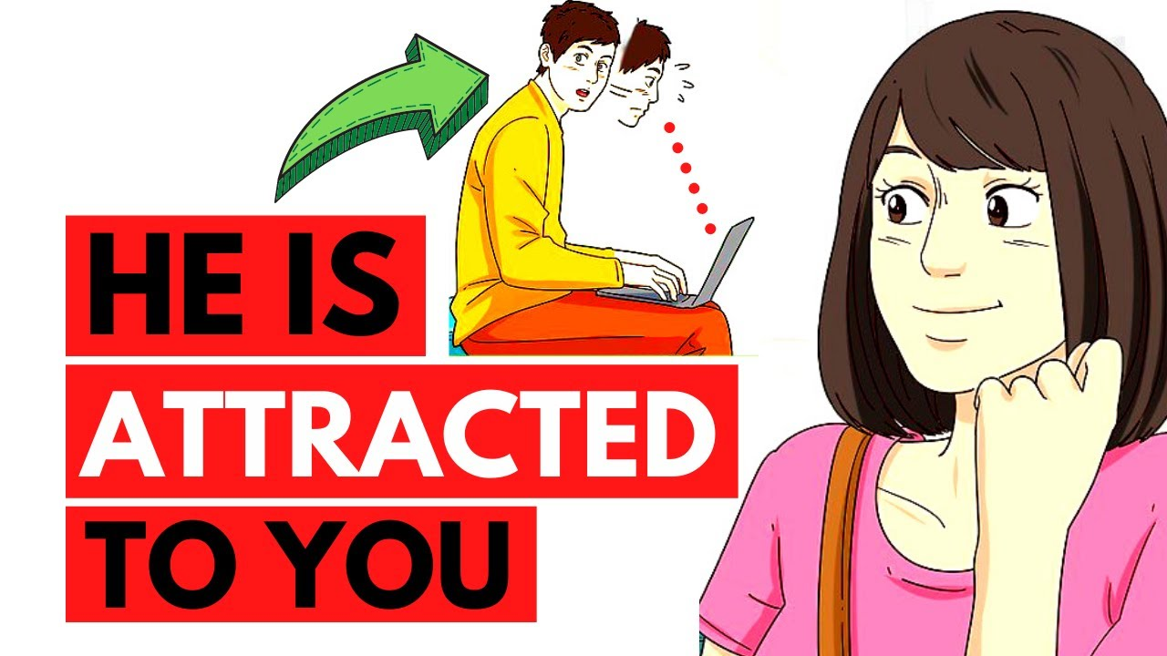 Download Does He Think I'm Attractive? (27 Signs He Is Attracted To You)