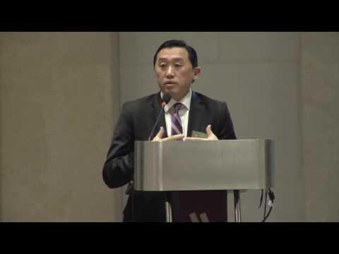 Global Peace Convention 2017 Business Forum 1: Arthur C. Yap