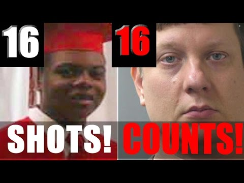 Chicago Officer Who Shot Laquan McDonald Facing 16 Counts for 16 Shots