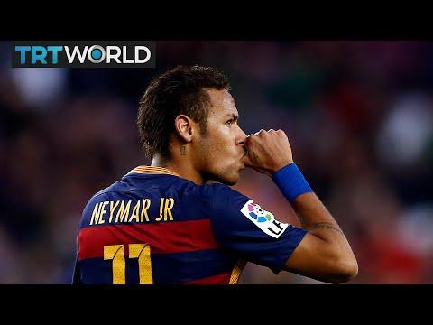 Neymar to Paris Saint-Germain?
