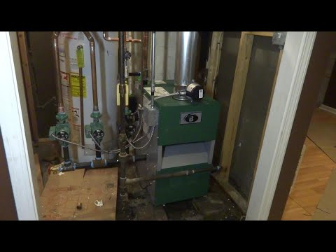 Gas Boiler Replacement