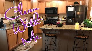 Clean With Me | CLEANING MOTIVATION