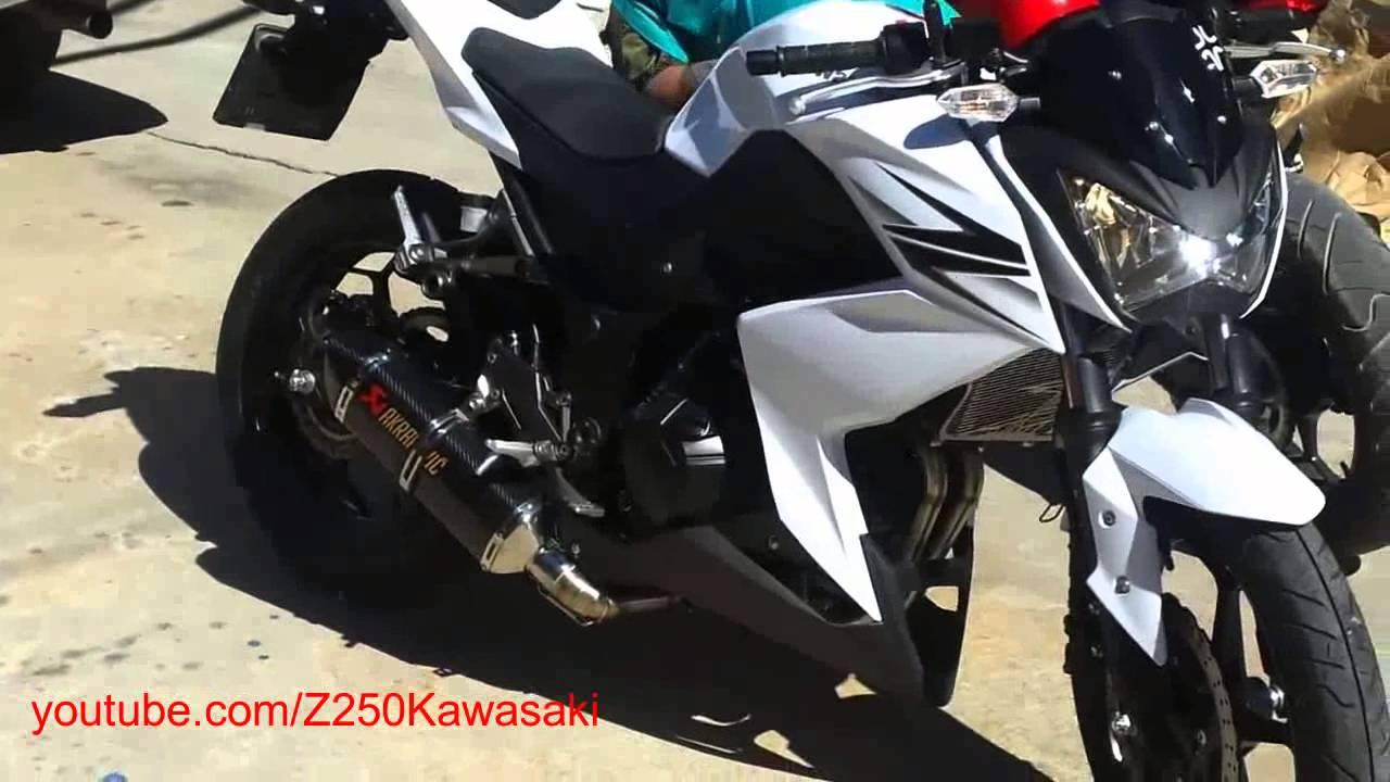 Kawasaki Slip On Exhaust