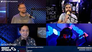 Night Attack #282: Aftershow