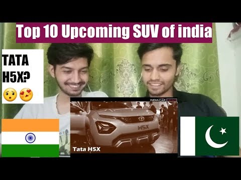 Indian top 10 upcoming SUV  CARS INDIA