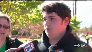 Utah School Shooting | Student Injured