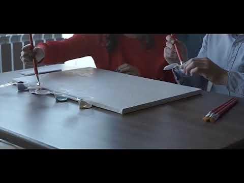 Paintyoukz оригинальное приглашение на свадьбу с технологией флип флоп
