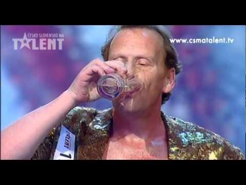 Stevie Starr  Česko Slovensko má talent 2011
