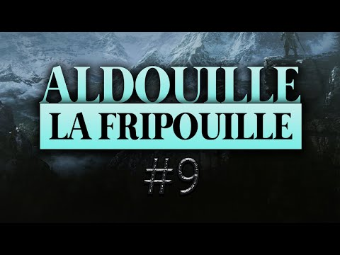 Vidéo d'Alderiate : ALDERIATE - LET'S PLAY SKYRIM - ALDOUILLE LA FRIPOUILLE - ÉPISODE 9